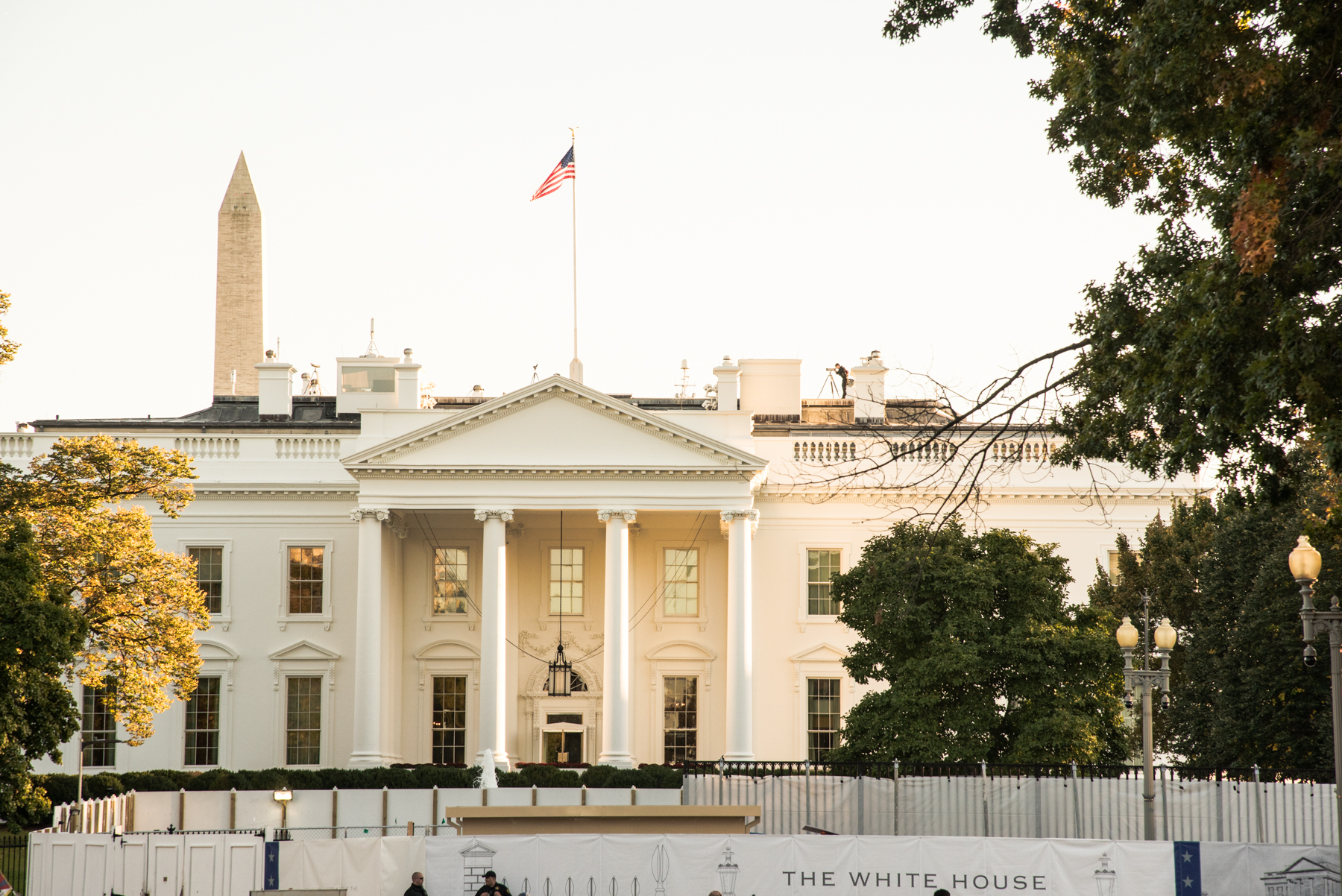White House DC private office space on demand