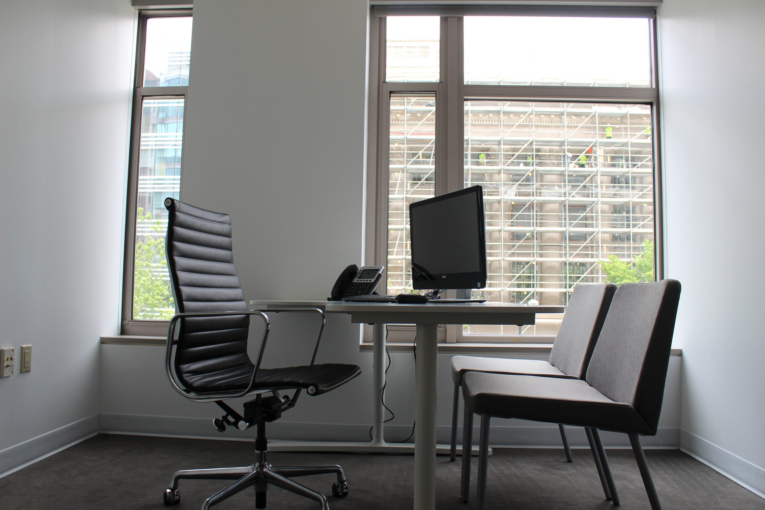 Reopening DC: Are employees returning to the office?
